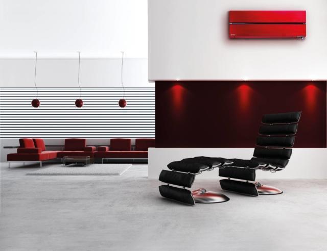 Mitsubishi Electric MSZ LN Kirigamine rosso