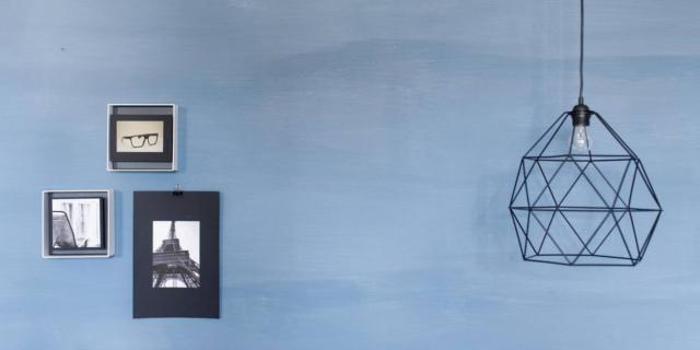 Ritorno al decor: una parete colorata può fare la differenza