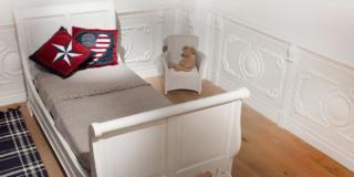 Boiserie per le pareti: tradizionale in legno o alternativa