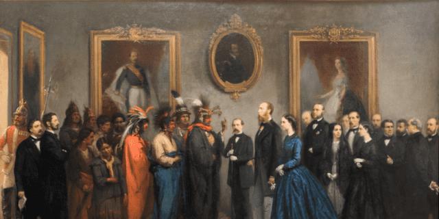 Massimiliano e Manet. Un incontro multimediale