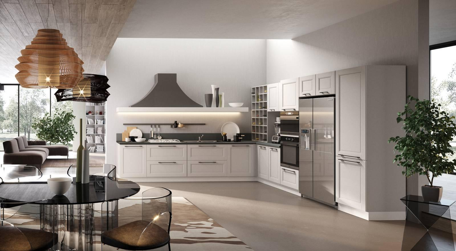 Cucine Moderne Con Cappa Ad Angolo.Speciale Cucina Focus Sulla Cappa Che Arreda Cose Di Casa