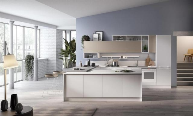 Banco snack la cucina contemporanea anche e soprattutto questo cose di casa - In cucina con elena ...