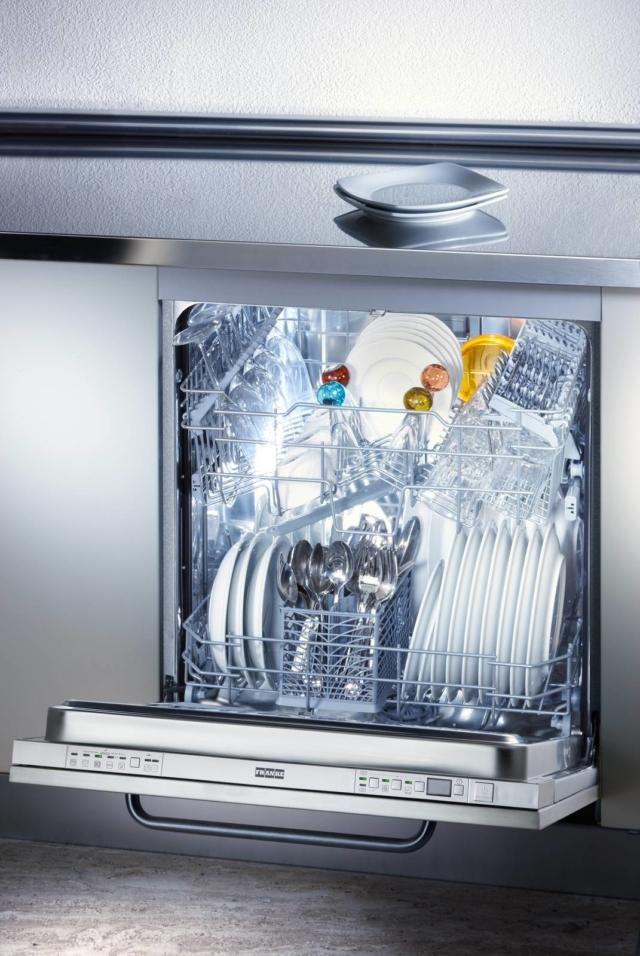 franke 613 DTS A+++  lavastoviglie silenziosa