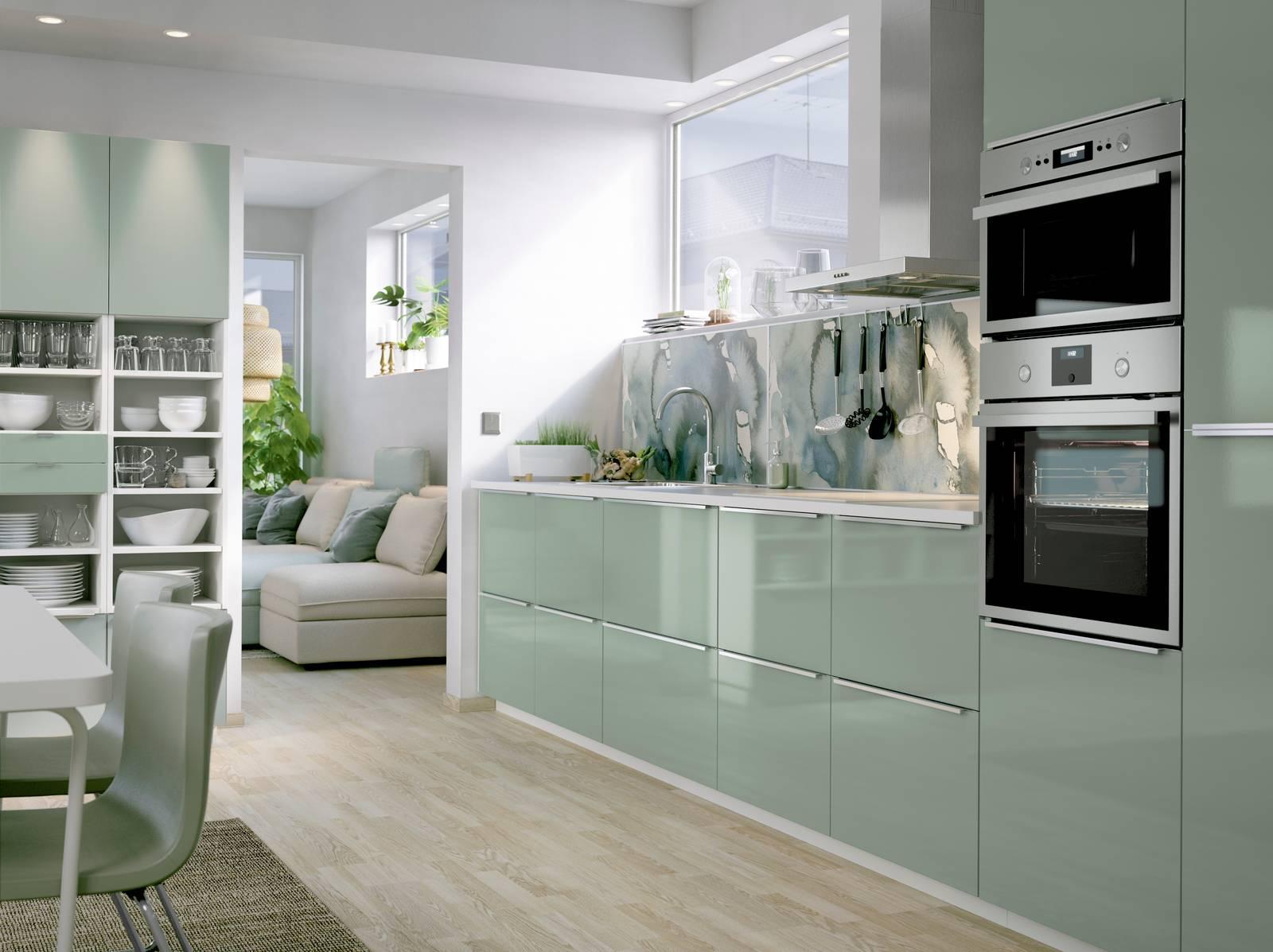 Cucina Bianca E Nera Ikea armadi cucina: 12 composizioni delle migliori marche - cose