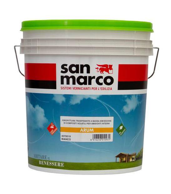 Pitture San Marco Interni.Pitture Per Il Benessere Da Colorificio San Marco Una Linea Che