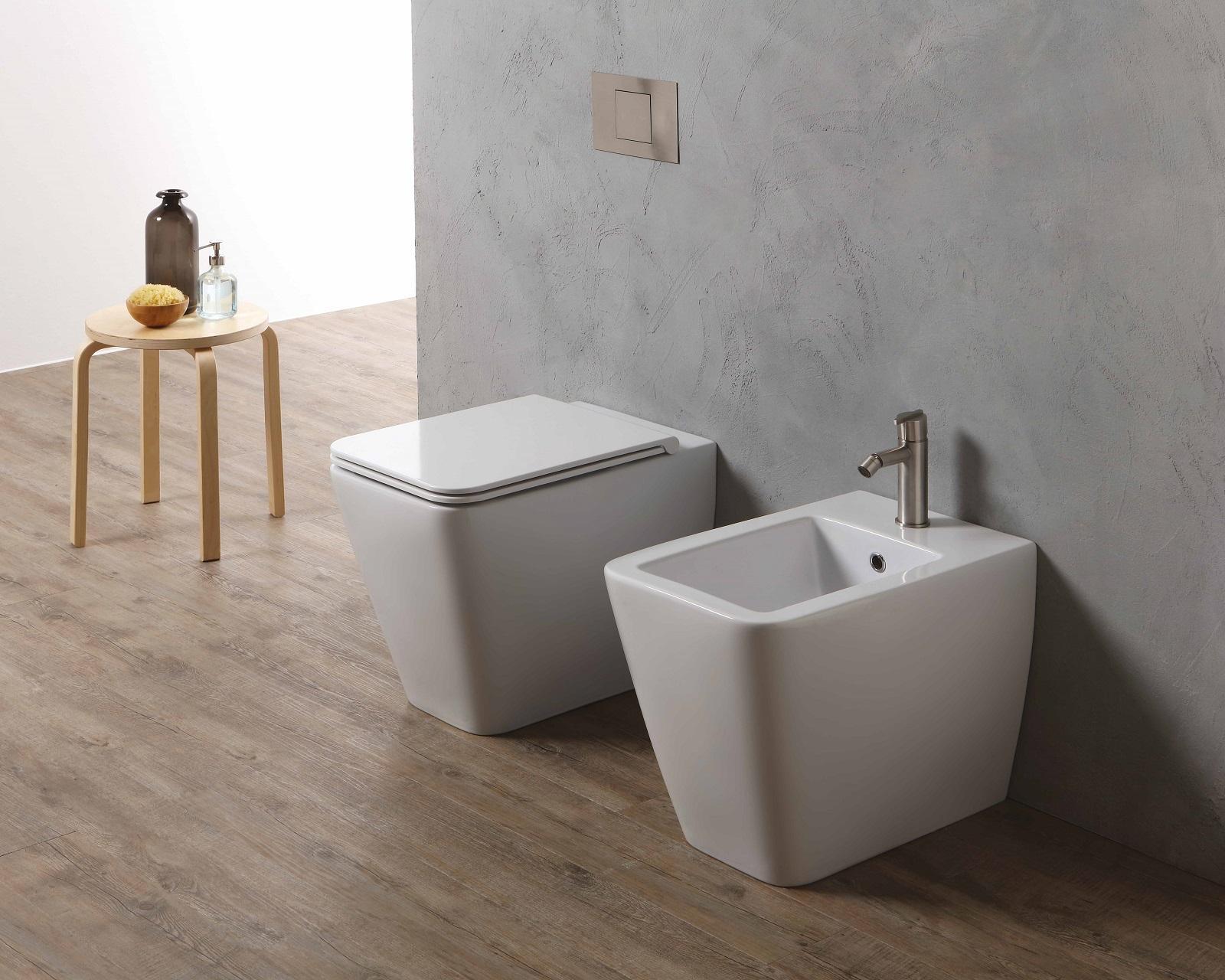 Scarico Water A Muro i moderni vasi senza brida hanno conquistato il bagno.