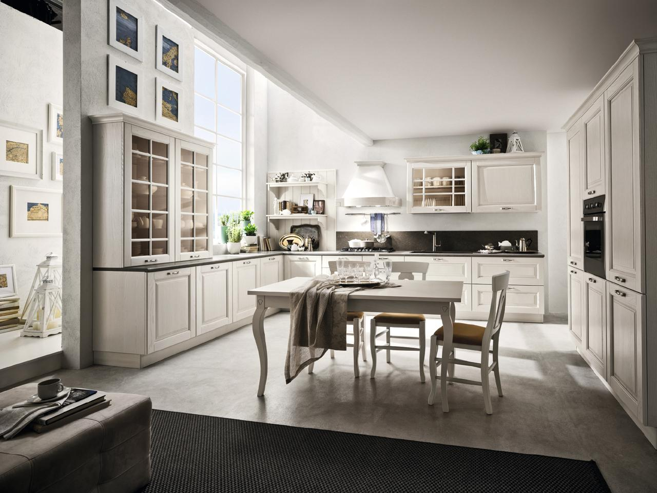 Stosa cucine inaugura nuovo store ad arezzo cose di casa for Mobilia store cucine