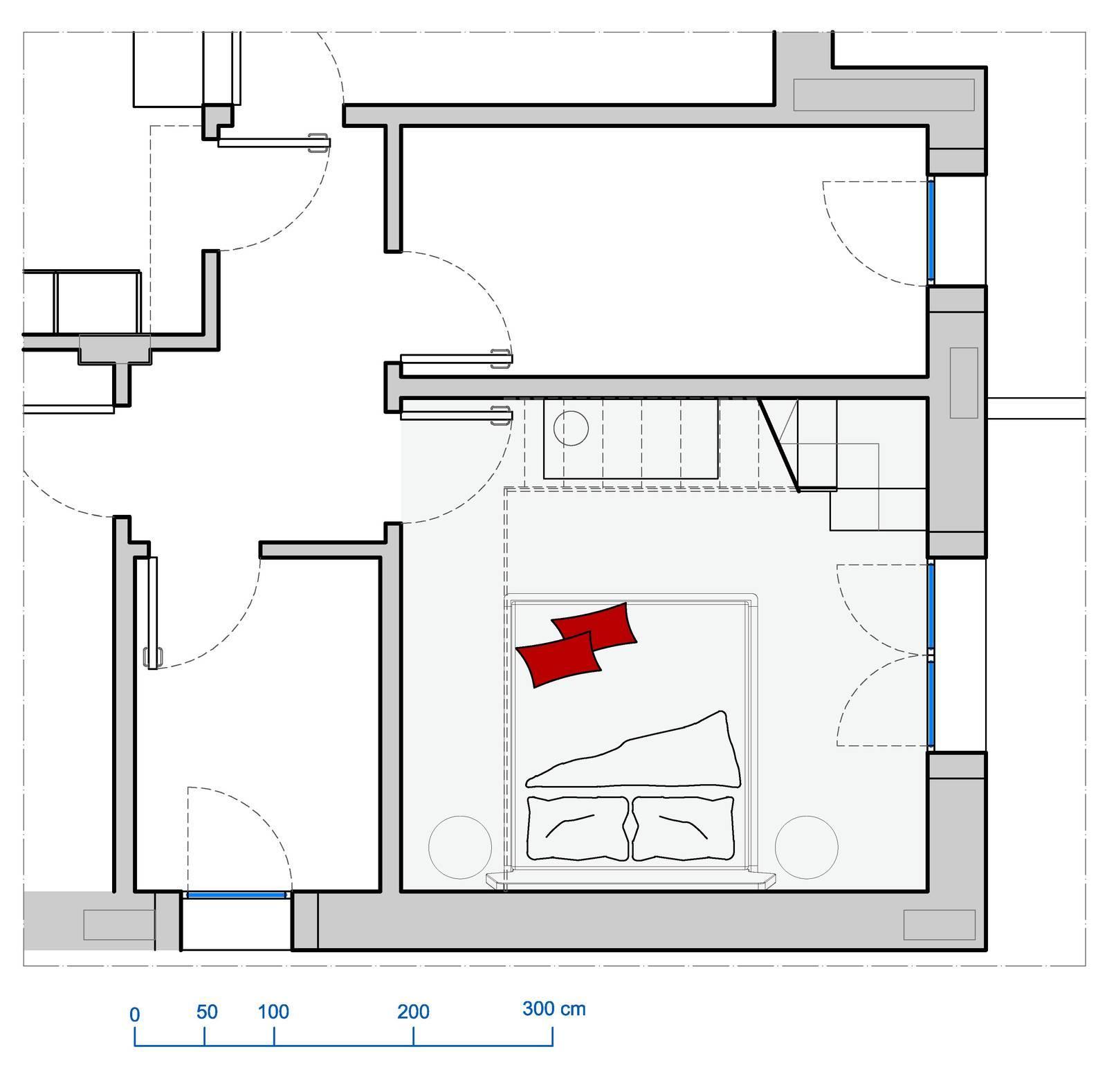 Progetti separare cucina e soggiorno e sfruttare l for Costruito nella cabina della cucina