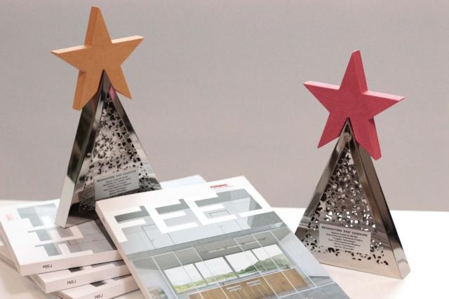 L'experience magazine Feel di FerreroLegno che, grazie al suo format innovativo, è stato premiato nella categoria Corporate Identity del Premio Mediastars 2018 con due Special Stars rispettivamente per la Direzione Creativa e il Graphic Design