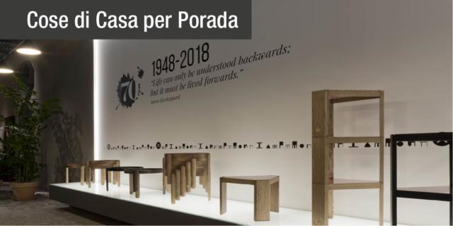 Porada 70th anniversary: tre pezzi storici ritrovano nuova vita