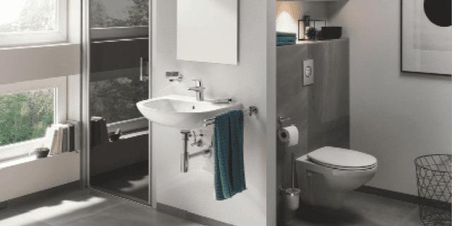 Grohe: ora anche sanitari, lavabi e piatti doccia, oltre ai rubinetti