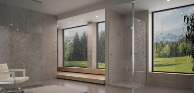 Sistema doccia di Saint-Gobain (www.saint-gobain.it)