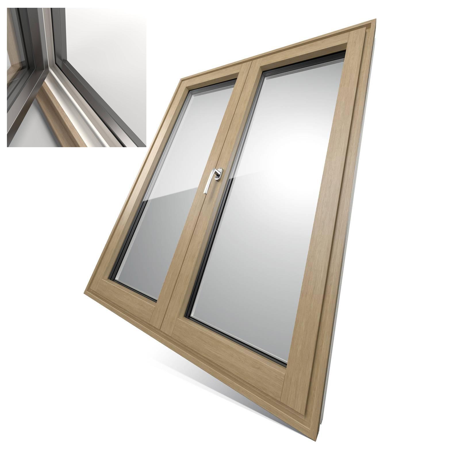 Sistema Di Oscuramento Per Finestre finestre in legno/alluminio: design ed estetica + resistenza