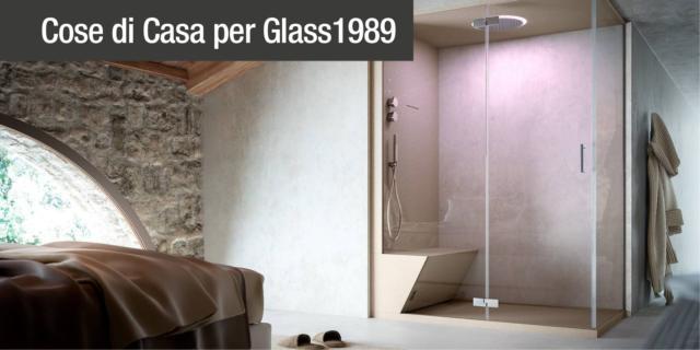 Sostituire la vasca con la doccia non è mai stato così facile con NonSoloDoccia di Glass 1989