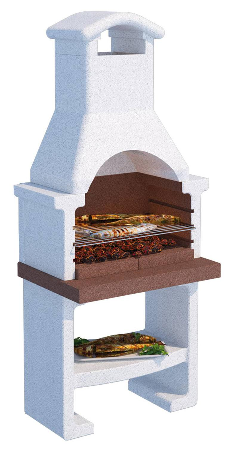 Barbecue In Muratura Immagini barbecue in muratura per il giardino. modelli, marche e foto