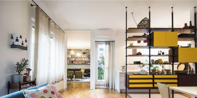 Case da 50 a 100 mq progetti e piantine appartamenti for Arredare appartamento 100 mq