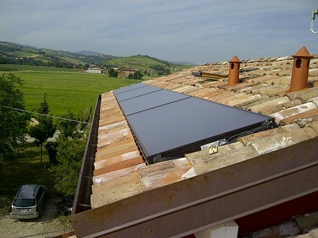 Pannelli solari termici Vitosol 200