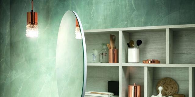 Specchi per il bagno: soprattutto minimali, di tutte le forme
