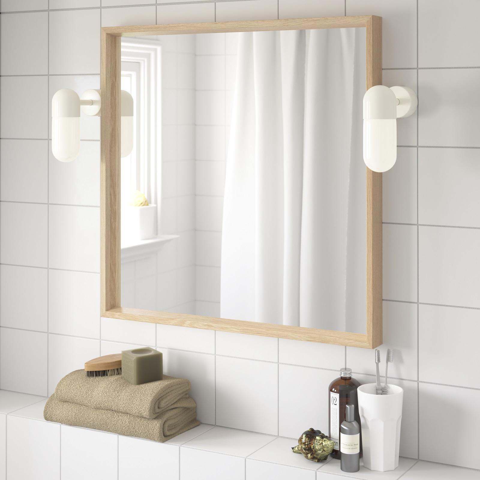 Specchi Per Il Bagno Soprattutto Minimali Di Tutte Le Forme Cose Di Casa
