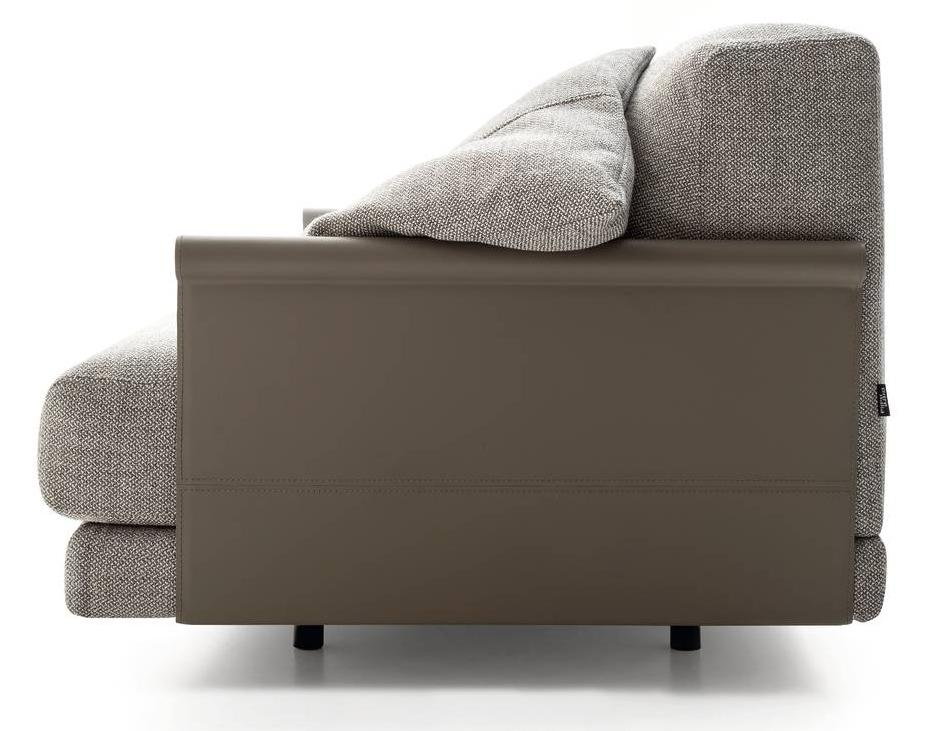 Ditre italia presenta i divani althon e nevyll ricercati nei