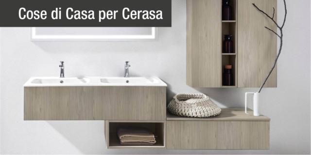 Cerasa: infinite possibilità di personalizzare la stanza da bagno