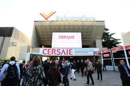 Cersaie 2018, il Salone Internazionale della ceramica per l'architettura e dell'arredobagno