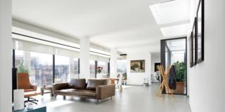 Attico - soggiorno open space