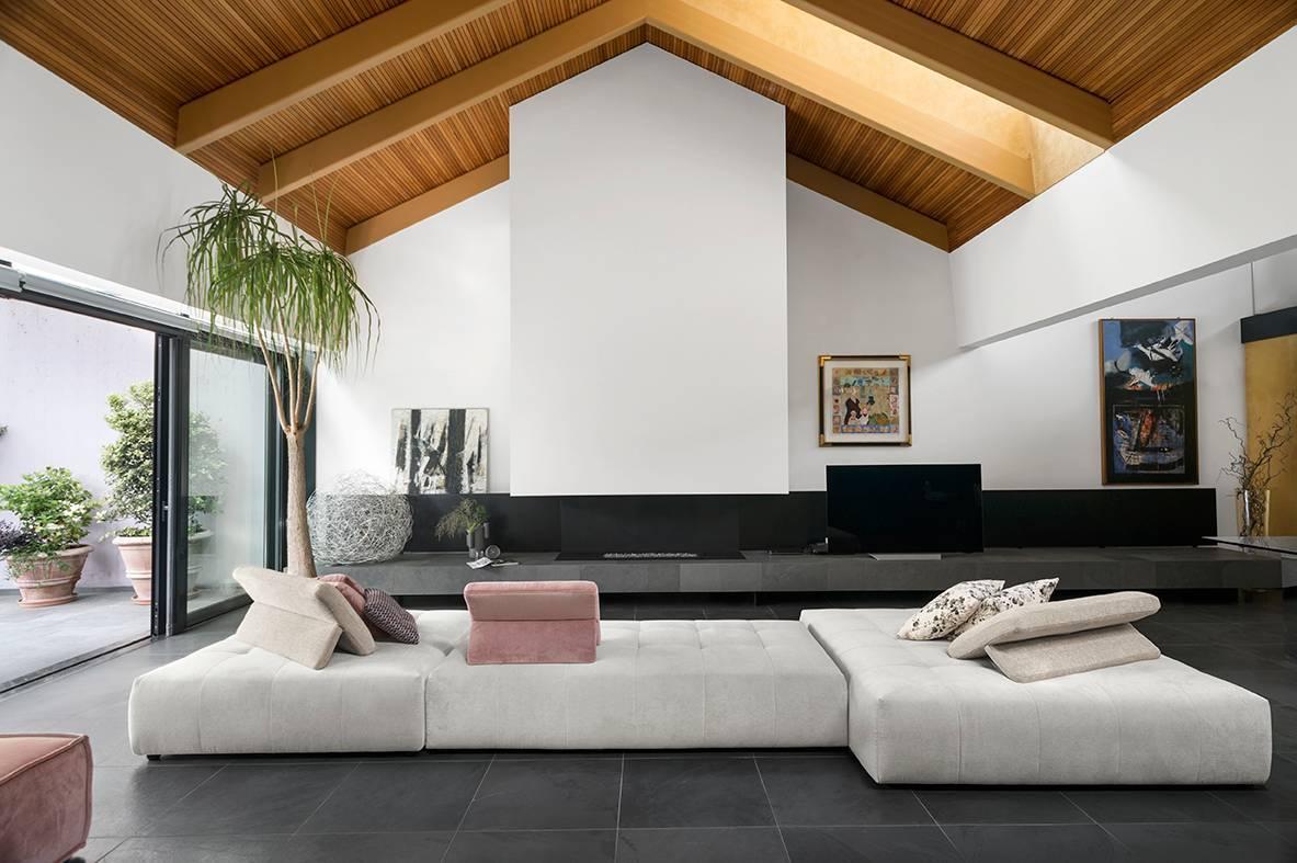 A tutto relax il divano giusto per ogni casa cose di casa for Divano con isola