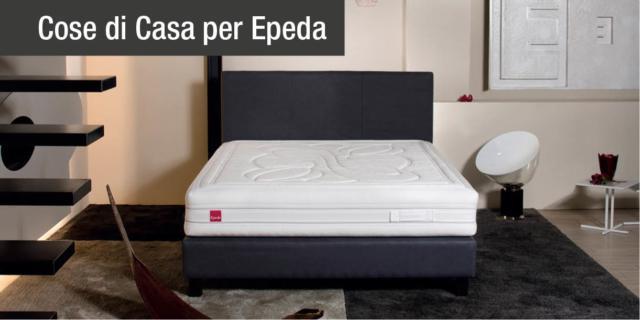 Materassi a molle High-Tech: scopri il nuovo comfort firmato Epeda