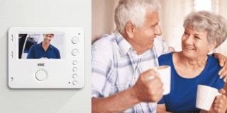 Anziani: sicurezza in casa e i sistemi per prevenire incidenti domestici o scoraggiare ladri e truffatori