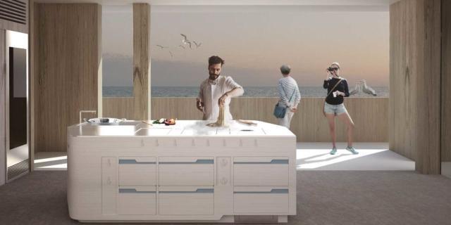 La cucina del futuro secondo i designer di domani