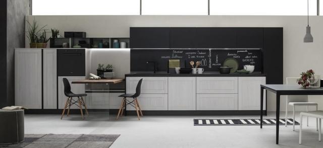 arrex EVA nero cucine in black_VERIFICARE