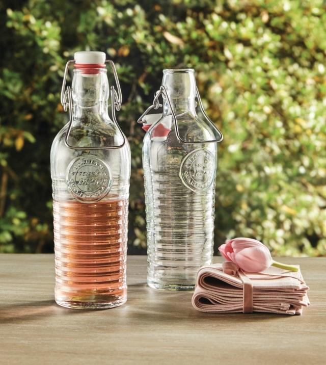 bormioli a002092 bottiglie e caraffe per acqua