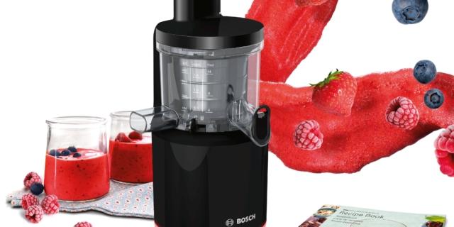 I nuovi estrattori di succo: verdura e frutta a litri!