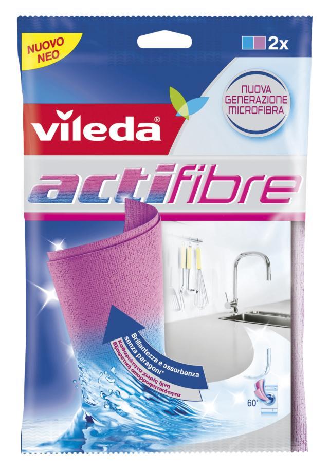 cambio di stagione VILEDA_Actifibre_Pack