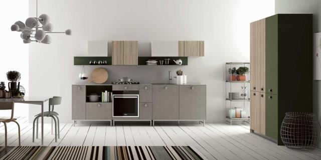 Cucine con profondità di 60 cm o meno