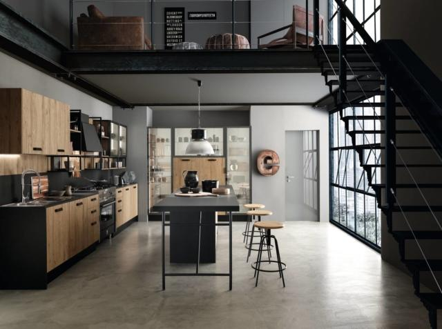 febal ice_p.74-75_ice04 cucine in black
