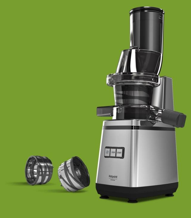 hotpoint slowjuicer