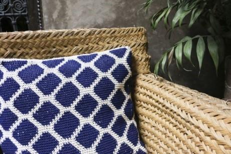 "Tappeti e cuscini fai da te, in stile ""Marrakech"""