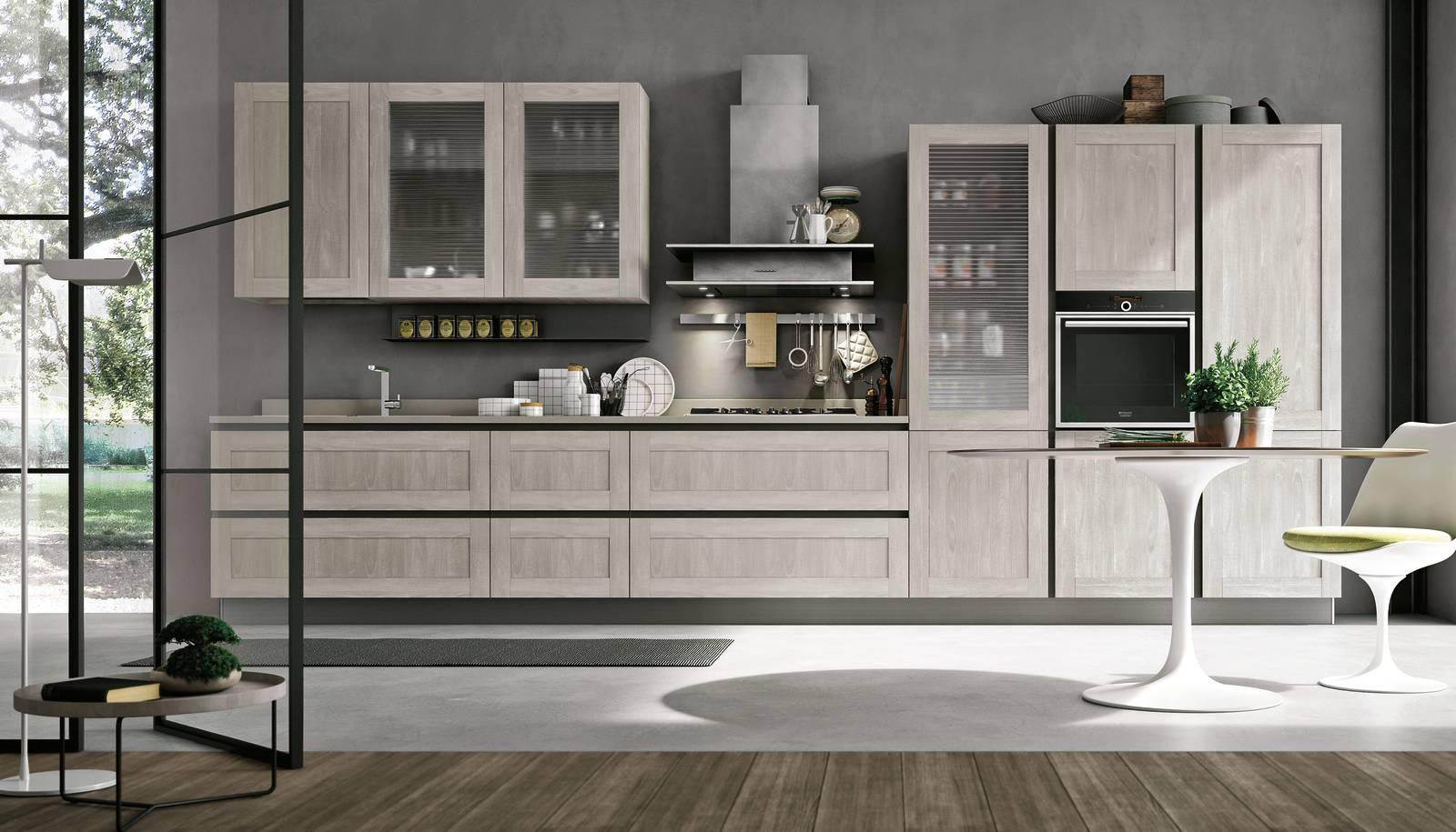 Per la cucina un piano di lavoro resistente e facile da for Cucine immagini