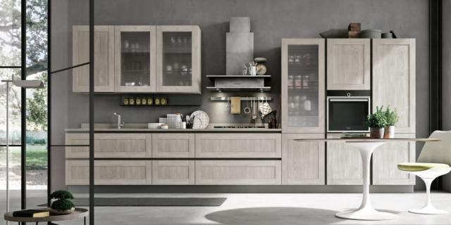 Per la cucina un piano di lavoro resistente e facile da pulire