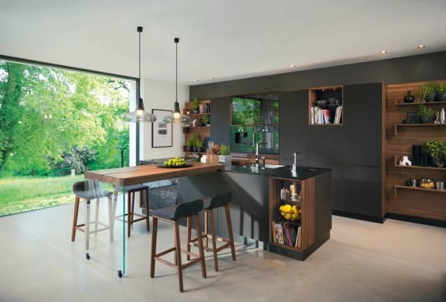 team7_black_line_Kueche_NB_0030 cucine in black