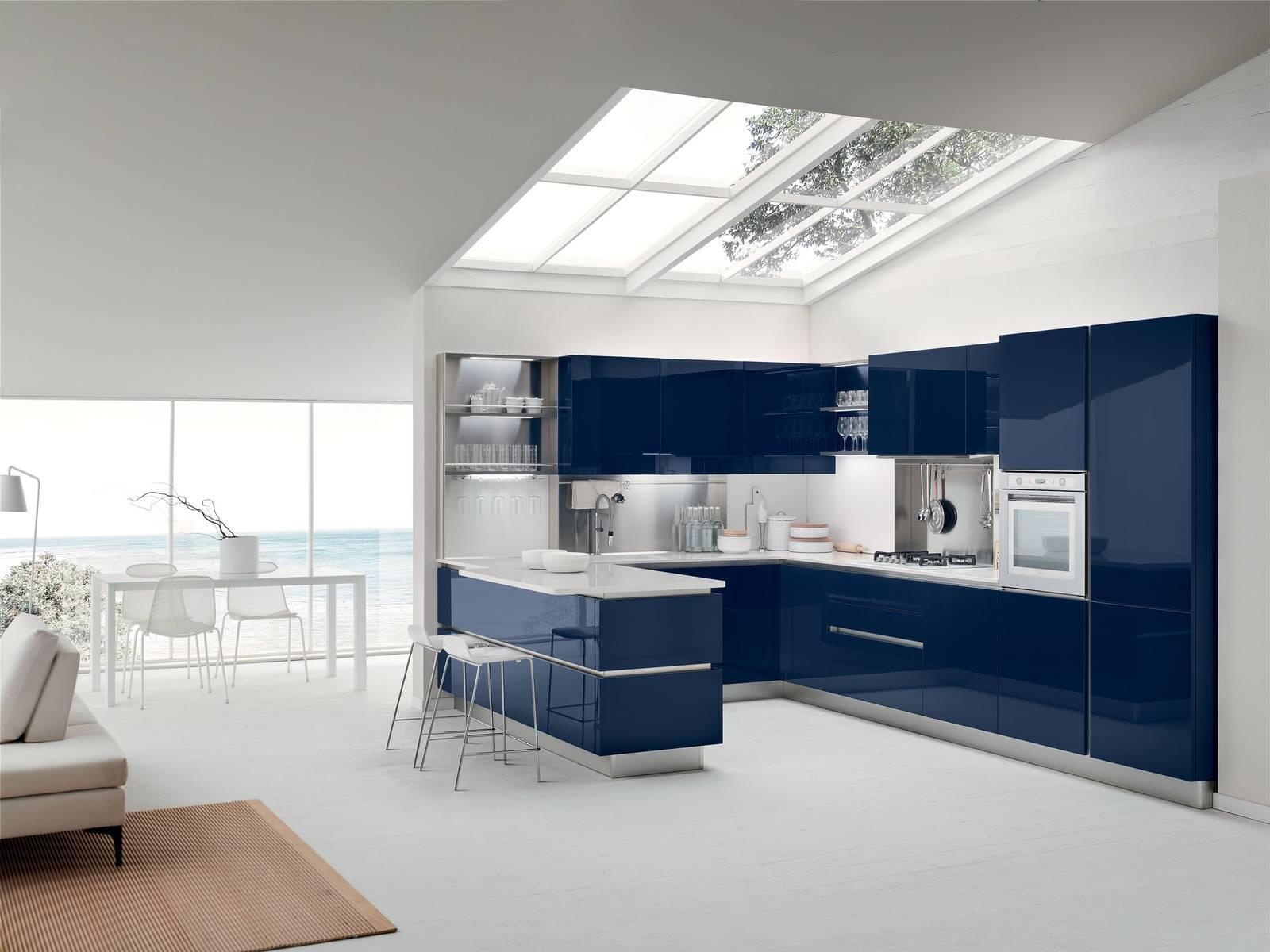 Per la cucina un piano di lavoro resistente e facile da pulire cose di casa - Piano in quarzo veneta cucine ...