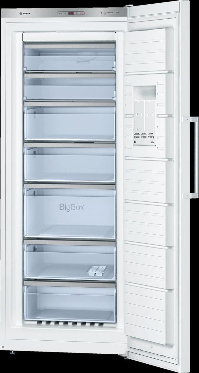 Congelatore verticale della Serie 6 di Bosch