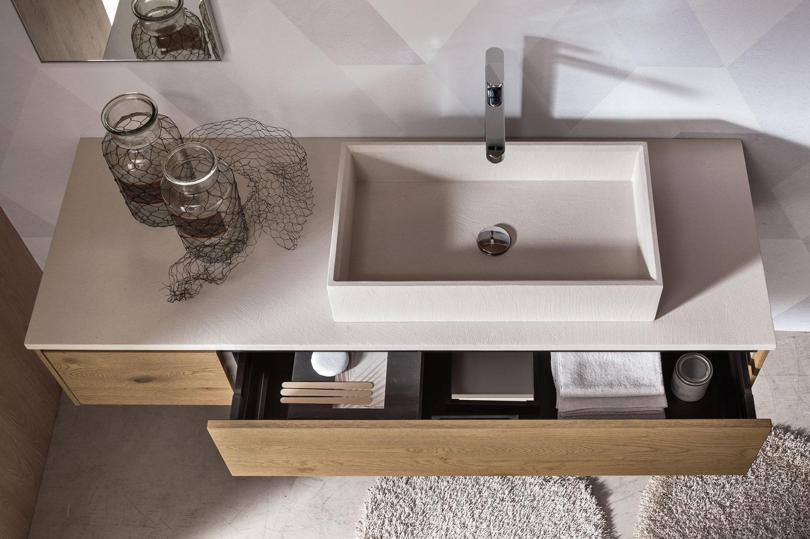 Lavabi squadrati per il bagno minimal e rigoroso cose di casa i