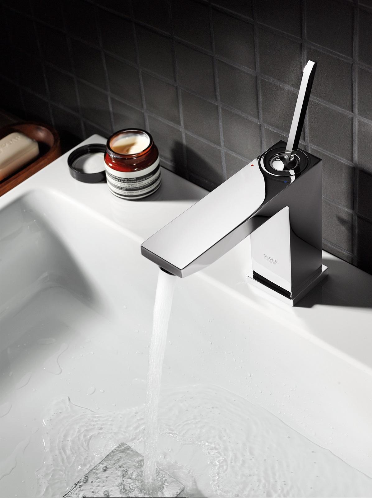 Rubinetti Bagno Moderni.Rubinetti Squadrati Design Per Il Bagno Moderno Cose Di Casa