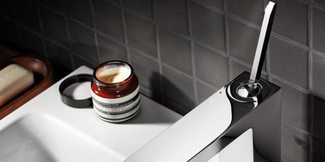 Rubinetti squadrati, design per il bagno moderno