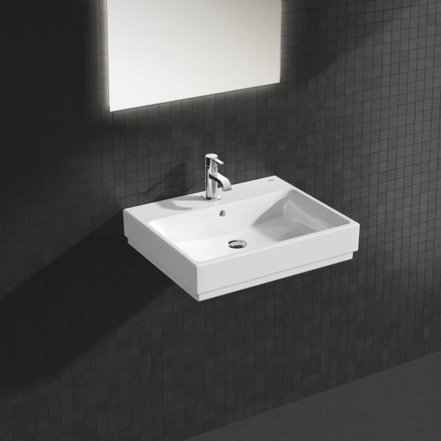 2 grohe cube ceramic lavabi forme squadrate