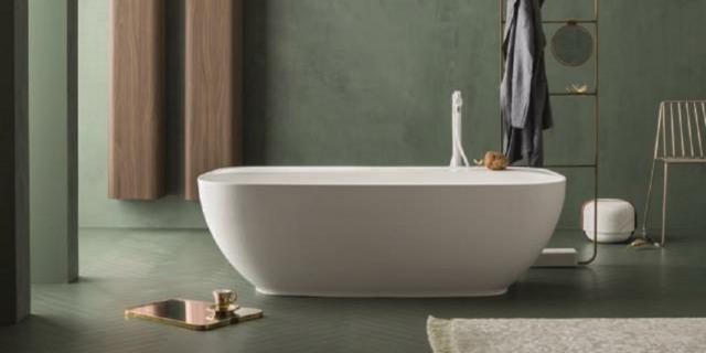 Portasciugamani per il bagno in metallo cromato, satinato, verniciato