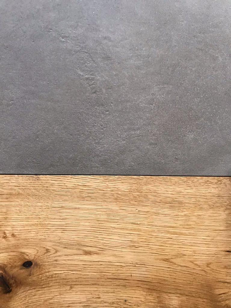 Stacco Tra Parquet E Piastrelle raccordo tra pavimenti: un profilo tra piastrelle e parquet